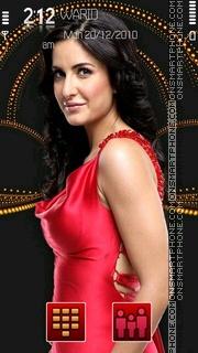Katrina Kaif by Shawan es el tema de pantalla