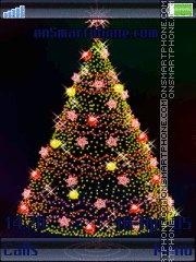 Christmas Tree 07 es el tema de pantalla
