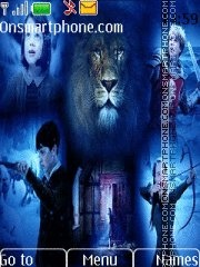 The Chronicles of Narnia theme screenshot