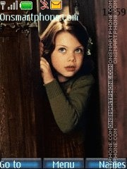 The Chronicles of Narnia - Lucy Pevensie theme screenshot