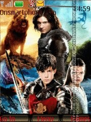 The Chronicles of Narnia 01 Theme-Screenshot