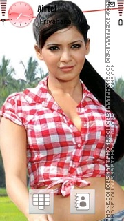 Samantha Ruth Prabhu es el tema de pantalla