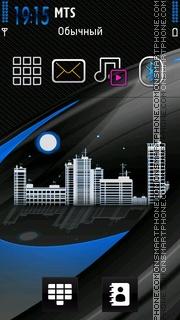 Night_Life Theme-Screenshot