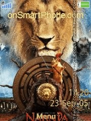 Chronicles Of Narnia 3 01 es el tema de pantalla