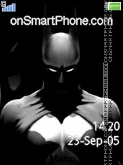 Capture d'écran Batman 27 thème