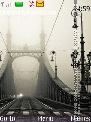 Fogy Bridge tema screenshot