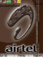 Скриншот темы Airtel 3g Tone