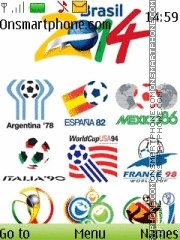 Fifa 2014 theme screenshot