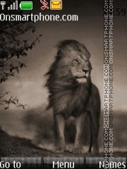 Lion King 10 es el tema de pantalla
