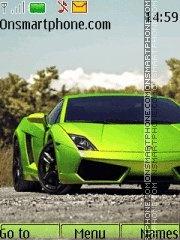 Lamborghini with ringtone theme screenshot