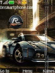 Nfs With Tone 11 theme screenshot