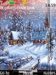 Absolutely Snow theme screenshot