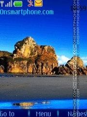 Nature Beach Theme-Screenshot