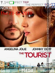 The Tourist theme screenshot