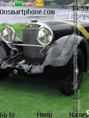 Retro_cars theme screenshot