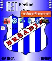 FK Brsadin theme screenshot
