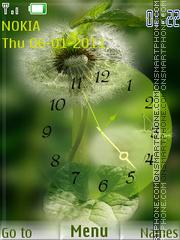 Dandelion Theme-Screenshot