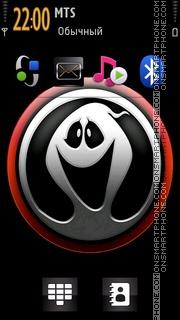 Ghost es el tema de pantalla