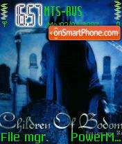 Children Of Bodom 01 es el tema de pantalla