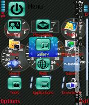Carmeter theme screenshot