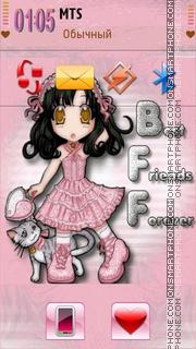 Best Friends 04 theme screenshot