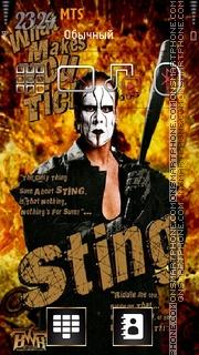 Sting 01 theme screenshot