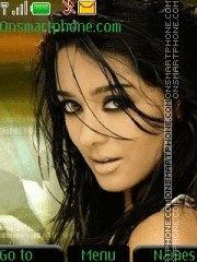 Amrita Rao theme screenshot