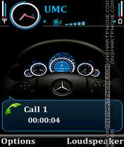 Speedomers theme screenshot