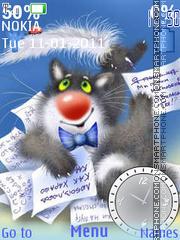 Otkrxtki L'va Barteneva es el tema de pantalla