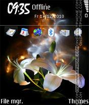 Digital Tulip theme screenshot
