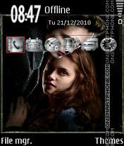 Twillight 01 theme screenshot