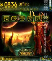 Скриншот темы World Of Warcraft 10
