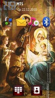 Baby Jesus es el tema de pantalla