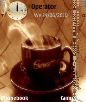Espresso tema screenshot