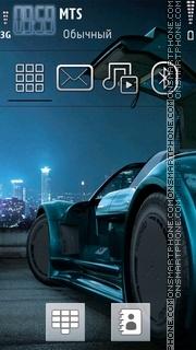 Nfs World 01 es el tema de pantalla