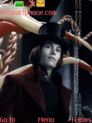 Willy Wonka/Charlie and the Chocolate Factory theme screenshot