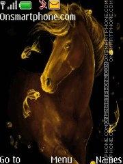 Horse tema screenshot