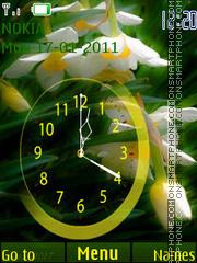 Daffodils theme screenshot
