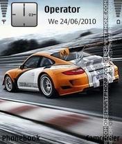 Скриншот темы Porsche V Style