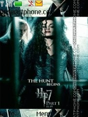 Hp7 Theme-Screenshot