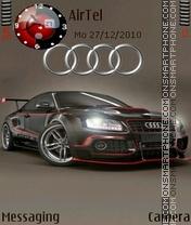Audi Car es el tema de pantalla