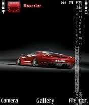 F430 Rugge theme screenshot