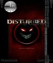 Disturbed es el tema de pantalla
