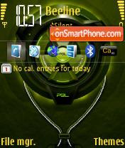 Creative1 theme screenshot
