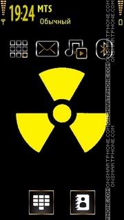 Radioactive 04 es el tema de pantalla