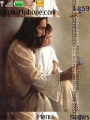 Jesus es el tema de pantalla