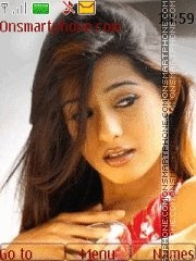 Amrita Rao 07 theme screenshot