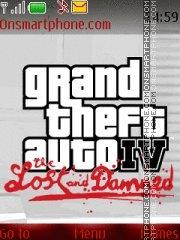 GTA IV Lost and Damned tema screenshot