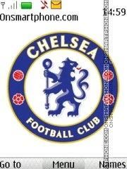 Chelsea With ringtone theme screenshot