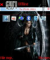 Vampiress es el tema de pantalla